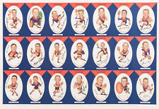 MELBOURNE FOOTBALL CLUB - 1959 PREMIERSHIP TEAM - COMPLETE SET AND SIGNED
