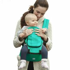 BabySteps Ergonomic Baby Carrier with Hip Seat for All Seasons