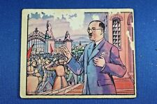 1938 Gum - Horrors of War - #288 - Scarce High Numbered Card & Last Card - Poor