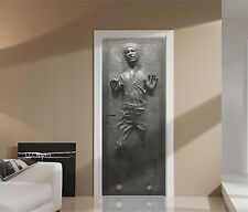 Han Solo in Carbonite Star Wars Repositionable Life-Size Wall Graphic-LAMINATED