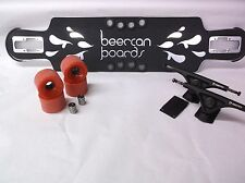 "BEERCAN BOARDS CLEARANCE LONGBOARD COMPLETE BEAR852'sBCB WHEELS 35""DT HOKE CHROM"