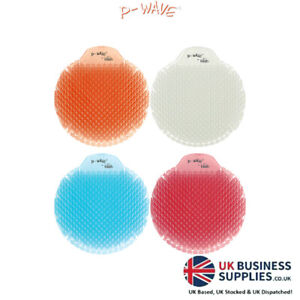 P-Wave Urinal Screen Slant6 Deodoriser Mat 30 Day Toilet Fragrance {30 Screens}