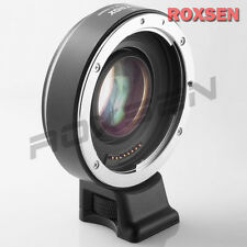 Viltrox Auto Focus EF-E f/Booster Speed Canon EOS Lens to Sony NEX Adapter A6000