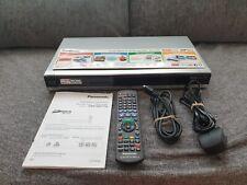 Panasonic DMR-BWT735EB Smart 3D Blu-ray DVR 1TB HDD Doble sintonizador de TDT + HD