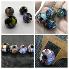 4 Rare ancient Phoenician glass bead group , 300 bc., Old Ancient Glass Beads