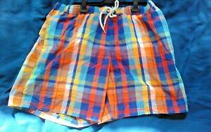 Men's swimming trunks shorts new XL beach  pool summer holiday swimwear