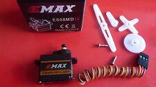 Emax ES08MDII Digital Metall Micro Servo 12g 0,10s 2,0kg T-Rex 450 ES08MD