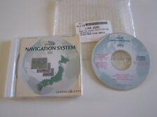 JAPAN ONLY NEW JAGUAR S-TYPE SATELLITE NAVIGATION SAT NAV CD ROM DISC 2000 JAPAN