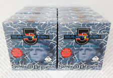 Babylon 5 CCG Severed Dreams Edition Lot 10 Booster Box 24 Packs 8 Cards Sealed