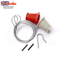 HENDERSON Merlin Doric Cones & Cables GARAGE DOOR SPARES PARTS NEW lift wires
