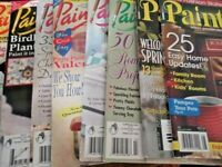 Buy 3 Get 1 Free!  Painting Magazine Patterns Instructions Tole Back Issues