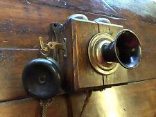 Antique Butler Bell