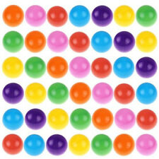 100pcs Multi-Color Kids Baby Soft Play Balls Toy for Ball Pit Swim Pit Ball Pool