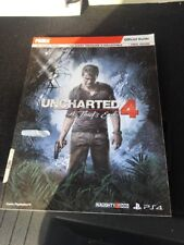 Prima Uncharted A Thief's End Official Guide