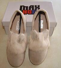 Paire de chaussures beiges neuves taille 32 marque MAX Shoes (an)