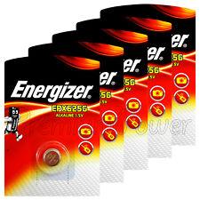 5 x Energizer Alkaline LR9 EPX625G batteries 1.5V 625A V625U PX13 Car Key Fob
