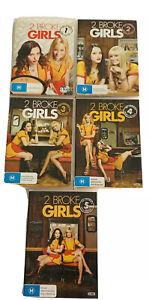 2 Broke Girls: Seasons 1-5 DVD