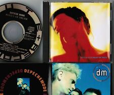 DEPECHE MODE Policy Of Truth JAPAN CD ALCB-110 w/BOOKLET No OBI Free S&H/P&P