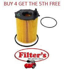 OIL FILTER FOR PEUGEOT 307 1.6L DV6TED4 HDi DIESEL  2003 - 2008