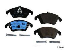 Disc Brake Pad Set Front WD Express 520 13420 001