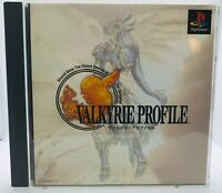 Valkyrie Perfil Último Hits Sony PLAYSTATION ps1 Nuevo