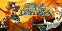 Goodbye Deponia Steam Key for PC, Mac or Linux - FAST DELIVERY 🚚