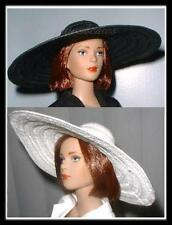 SAVE 11% on 2 Wide Brim Picture HATS fit Gene TYLER MARLEY WENTWORTH