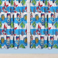 Disney Jake and The Neverland Pirates 183cm Curtains