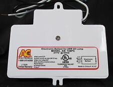 AC ELECTRONICS AN-728PC  28 Watt 2D Electronic Ballast!!