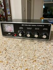 MFJ-949D  Versa Tuner II  Antenna Tuner  for  Amateur / Ham Radio Barely Used