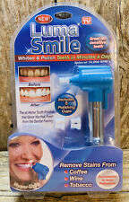 ASOTV Luma Smile- Whiten & Polish Teeth In Minutes A Day!
