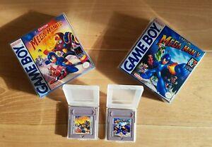 Mega Man IV + V | MegaMan 4 + 5 + Verpackung - Nintendo GameBoy