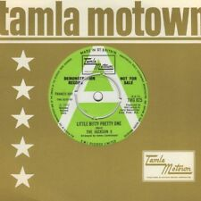Jackson 5 Little Bitty Pretty One Tamla Motown Alma Northern Motown TMG 825 Demo