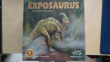 Brettspiel Exposaurus von Ron van Dalen, Erschienen im Mücke Spiele Verlag