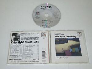 Peter Ilyich Tchaikovsky / the Seasons/Album For Children (Arte Nova 74321340292