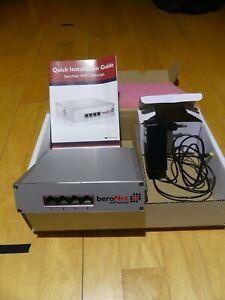 beroNet BF4004S0box ISDN VoIP Gateway