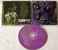 Repulsion - Horrified CD ORG 1992 RELAPSE carnage possessed entombed