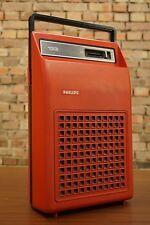 Philips GF 133-Disque Portable Valise vintage 70 S Batterie Recordplayer