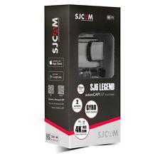 SJCAM SJ6 LEGEND BLACK 4K Actionkamera 16MP Touchscreen Dual-Display WLAN HDMI