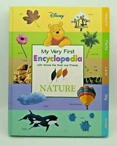 My Very First Encyclopedia Nature with Winnie the Pooh and Friends Disney