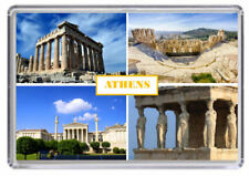 Athens, Greece Fridge Magnet