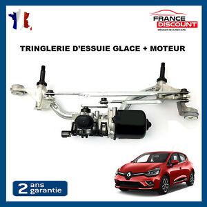 Moteur Essuie-Glace avec tringlerie Renault Clio IV 4 = 288008961R 28800891R