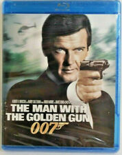 The Man with the Golden Gun Blu-ray Disc 2012 James Bond Roger Moore New Sealed