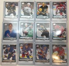 2017-18 SP Authentic Upper Deck Update YG Young Guns Complete Set - 12 Card Set