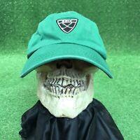Vintage NIKE Green Golf Snapback Cotton Hat Cap