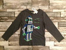 H&M Crew Neck Graphic T-Shirts & Tops (2-16 Years) for Boys