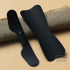 1 Set Dental Image Photographic Black Background Palatal Anterior Contraster HUK