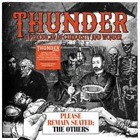 THUNDER - PLEASE REMAIN SEATED-THE OTHERS   VINYL LP NEW