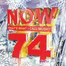 NOW THAT'S WHAT I CALL MUSIC VOLUME 74 various (CD, compilation, 2009) very good