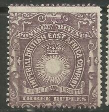 British East Africa Scott # 28 * MLH  1890